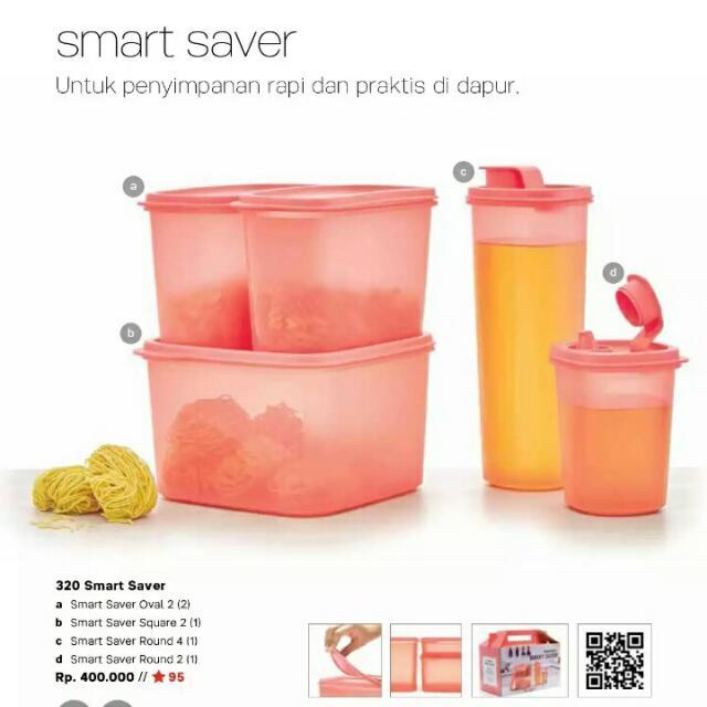 Tupperware Smart Saver