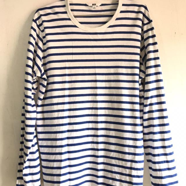 Uniqlo Stripe Pullover