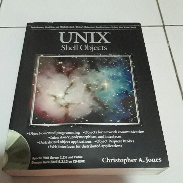 UNIX SHELL OBECTS
