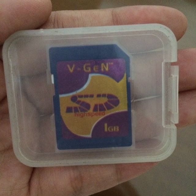 Vgen SD Card 1 Giga