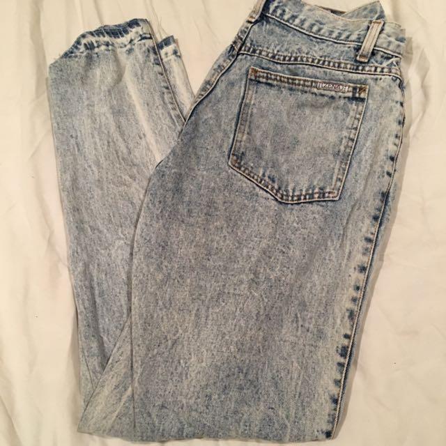 vintage american jeans