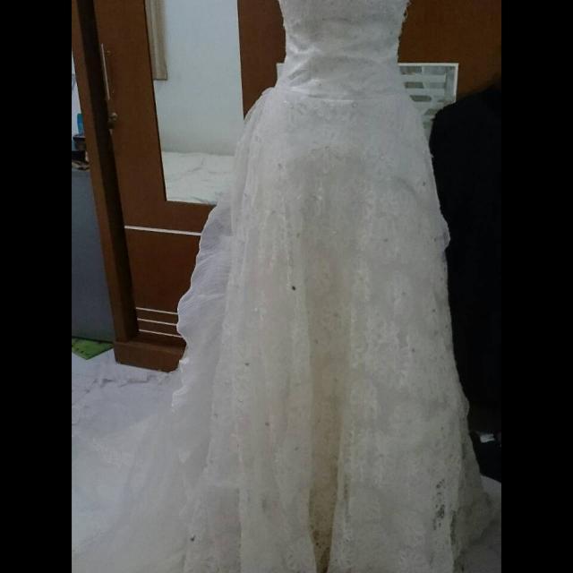 Wedding Gown Baju Pengantin