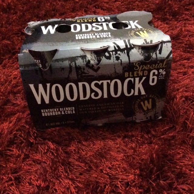 Woodstock Beer Bourbon