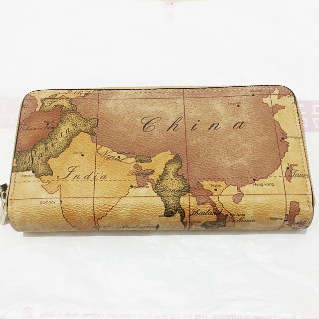 World Travel Wallet