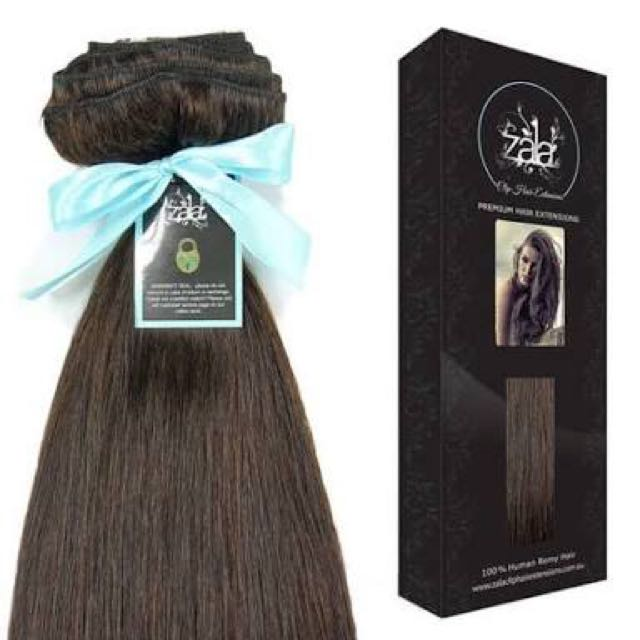 Zala Hair Extensions Health Beauty Hair Care Styling On Carousell