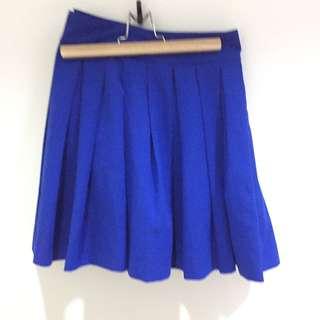 Izzue 超美藍色裙子