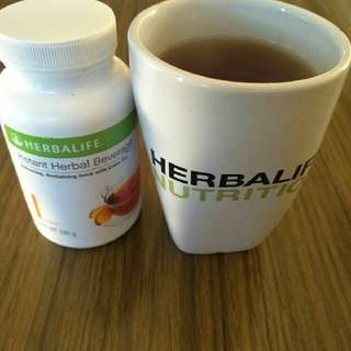 Herbalife Fat Burning Tea
