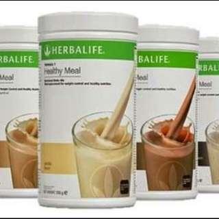 Herbalife Nutritional Shakes