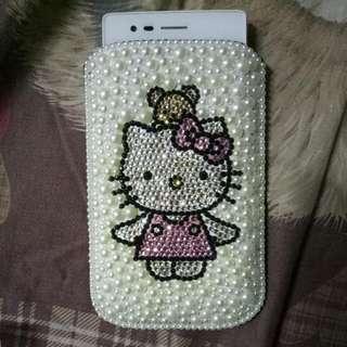 Sarung Hp Hello Kitty Blink
