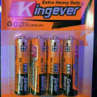 AA Batteries For Fairy Lights And Others