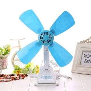 Clip Wall Mini Fan