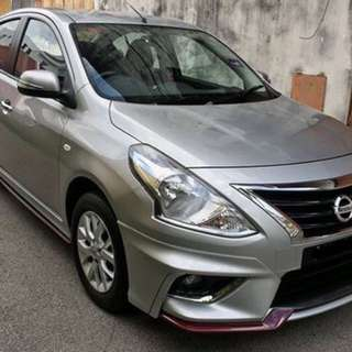 Nissan Almera Auto Uber/Grab