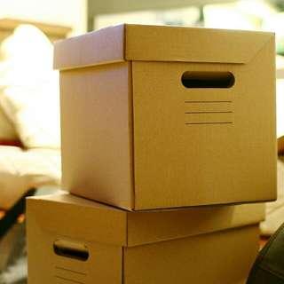 Ikea紙箱