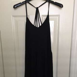 AE Mini Black Dress