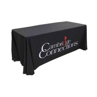 Logo Printing Customized Table Cover