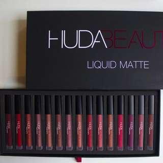 Huda Beauty Vault ( 16 Pcs )