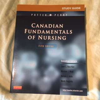 Canadian Fundamentals Of Nursing Study Guide