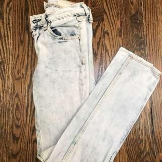 Rag And Bone Denim Washed Jeans