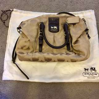 Genuine Coach Bag