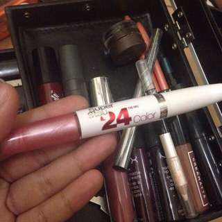 Free Ong!! Maybelline Lipstick