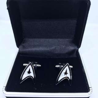 Starfleet Logo Cufflinks