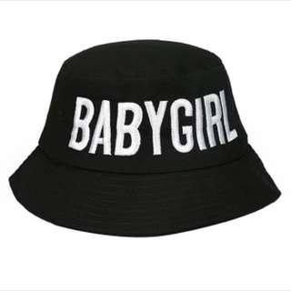Baby Girl Bucket Hat
