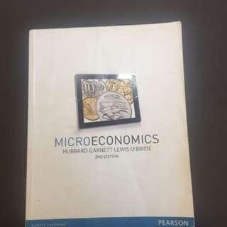 Microeconomics 2nd Ed Hubbard Garrett Lewis Obrien