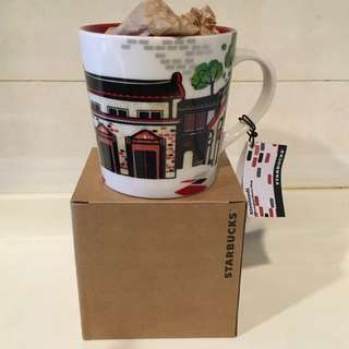Starbucks Xintiandi Shanghai Store Mug