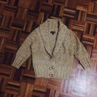 Bebe Knitted Blazer