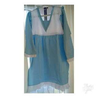 SiKClothing Blue Tunik