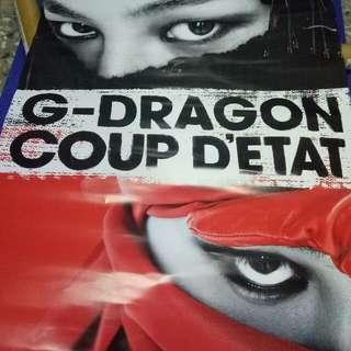BINGBANG G-Dragon 權志龍 海報