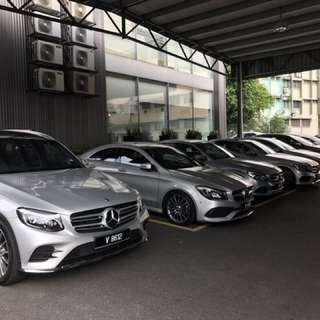 Brand New Mercedes-Benz