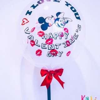 🚚 情人節告白氣球禮盒