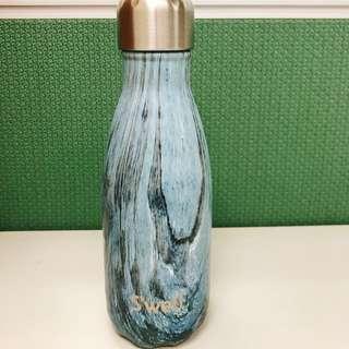 S'well 藍色木紋保溫瓶(9oz)