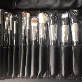 Morphe Black Brush Set