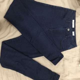 Wrangler Mid Twiggy Hi Rise Denim Jeans