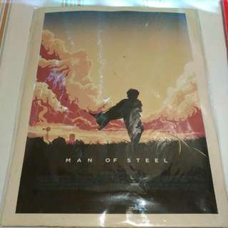 Man Of Steel Artwork