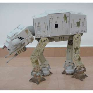 Star Wars 1997 AT-AT Imperial Walker