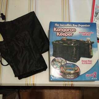 Kangaroo Keeper Bag Organizer
