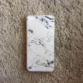 Marble Softcase Iphone 6 Plus