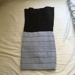 緊身性感繃帶裙