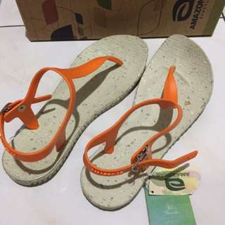 REPRICED! AMAZONAS Tong Slippers