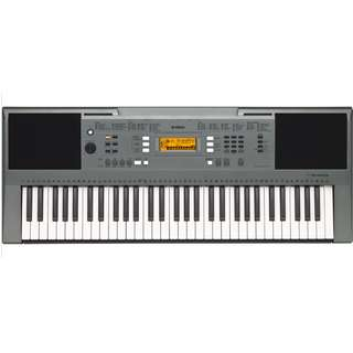 Yamaha PSRE353 Keyboard with USB Connecton (Black)