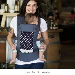 Beco Baby Carrier Reducing Price For Quick Sale. Price Firm.