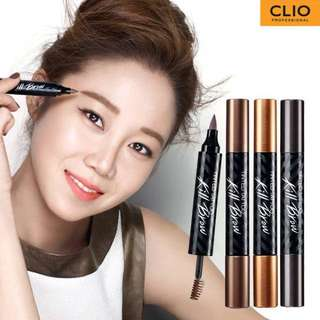 CLIO雙用染眉膏