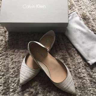 Brand New Calvin Klein Flat Shoe