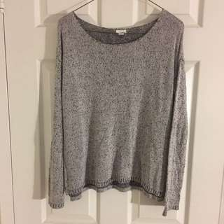 Salt&Pepper Garage Long Sleeve