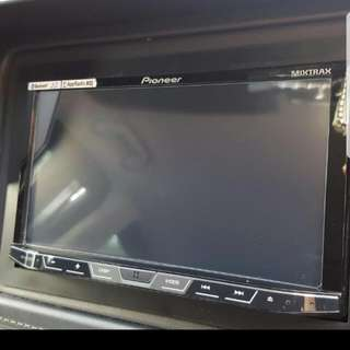Tempered Glass Screen Protector For Pioneer Headunit Z5050 5x50 8x50