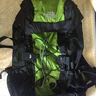 North Face Back pack From Vietnam