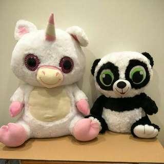 Panda & Unicorn